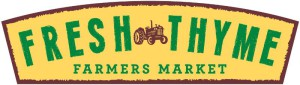 Fresh Thyme Farmers Markets logo. (PRNewsFoto/Fresh Thyme Farmers Markets)